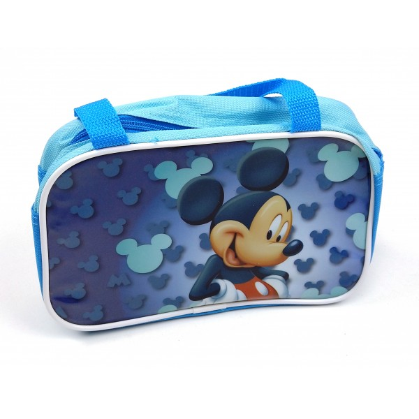 Mickey Mouse - Toilettas - 22x14x7 | Lunchtas