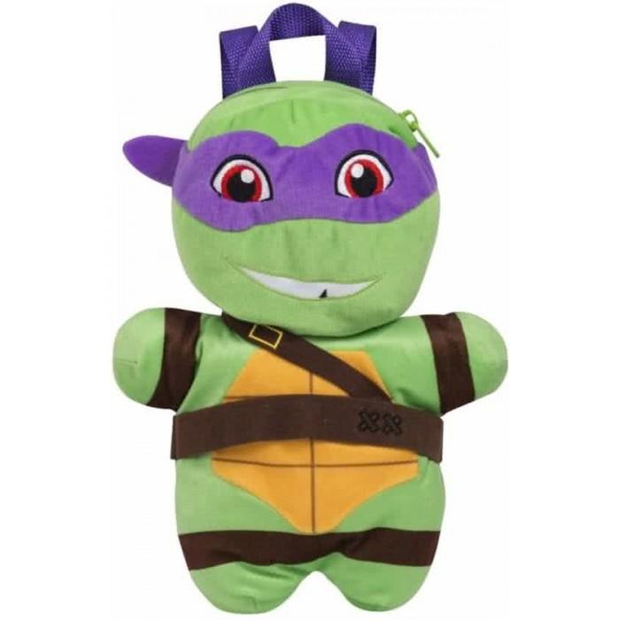e2e497f2abc Teenage Mutant Ninja Turtles - Rugzak - Pluche - Donatello - Paars ...