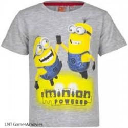 53324a6c7c Minions T shirt Powered 98 cm leeftijd 3 jaar