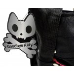 Goodbye Kitty Schoudertas - Zwart | 35x28x12