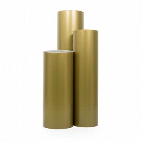 Cadeaupapier Goud - 30cm - 225m - 70gr