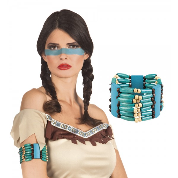 Armband Indiaan squaw