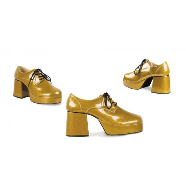 Schoenen Boogie - goud - maat 47