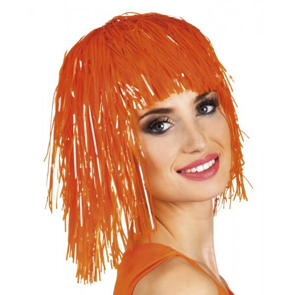 Pruik PE - Oranje