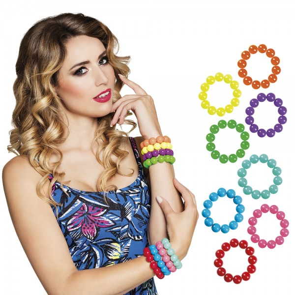 Armband Candy in 8 kleuren - assorti