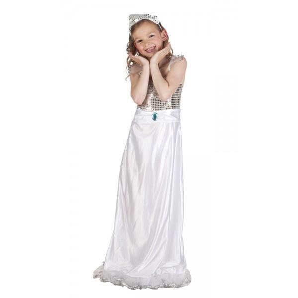Avond Prinses Kinderkostuum - 4-6 jaar