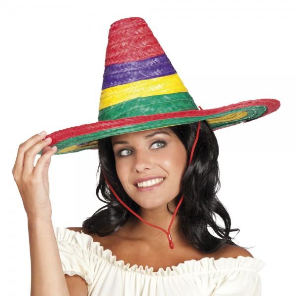Sombrero Puebla - 49cm